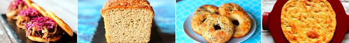 Keto Breads & Keto Desserts